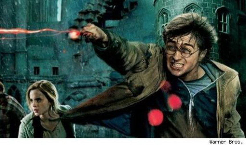 Filme 'Harry Potter e os Talismãs da Morte'