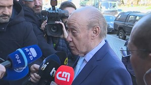 Pinto da Costa chegou ao Tribunal do Porto