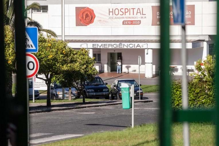 As vítimas mortais deram entrada na morgue do hospital de Beja
