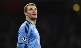 Manuel Neuer é guarda-redes no Bayern de Munique