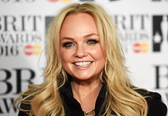 Emma Bunton foi membro do grupo Spice Girls