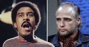 Richard Pryor manteve um caso gay com Marlon Brando