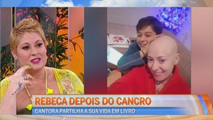 Rebeca depois do cancro