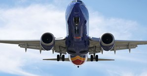 Boeing 737 MAX 8 da Southwest Airlines