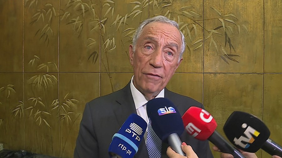 Marcelo de Sousa recorda o 'regime legal'