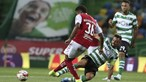 Sp. Braga 1 - 0 Sporting