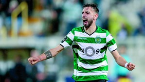Bruno Fernandes, o adeus ao Sporting do 'one man show'
